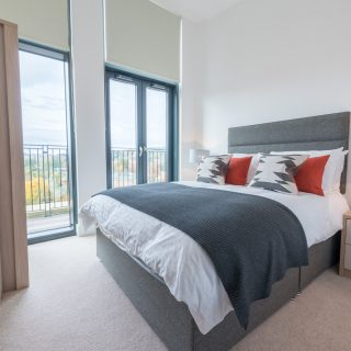 A collection of 97 riverside studio, 1 and 2-bed apartments to rent in Bath