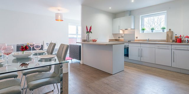 The Gardens is our wonderful collection of 62 rental apartments in Leeds, with 1, 2 and 3-bedroom homes for rent